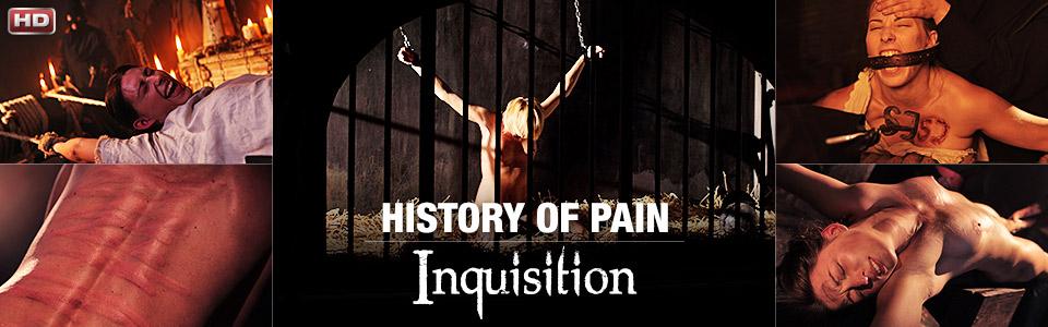 Elite pain bondage promos